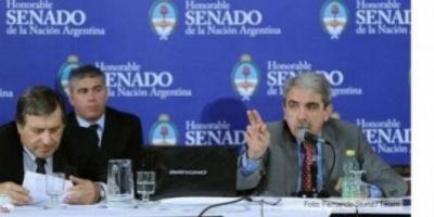 El Senado dio dictamen al proyecto de Presupuesto y se tratará el 29 de octubre