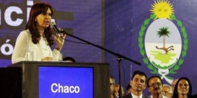 La Presidente volvió a criticar a los holdouts y al juez Griesa<br />  <br />