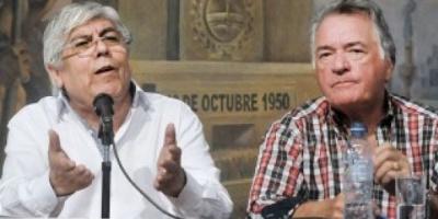 La UCR afianza su relación con Moyano y Barrionuevo