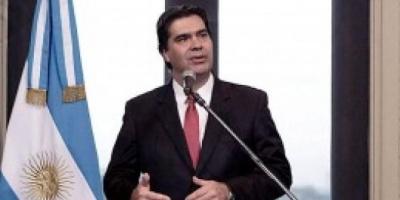 """Capitanich: """"En el 2015 se dirime la continuidad del proyecto nacional y popular"""""""