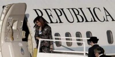 La Presidenta partió hacia China, donde suscribirá convenios para fortalecer la relación bilateral