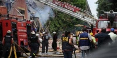 El incendio en Iron Mountain fue intencional según el peritaje realizado por la Policía Federal