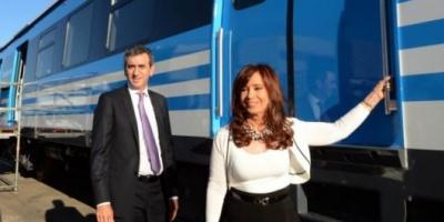 Cristina: &quot;Tener nuevos ferrocarriles es tambi&eacute;n tener una nueva actitud frente a los trenes&rdquo;  <div> </div>
