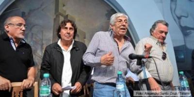 Las centrales sindicales opositoras amenazaron con un paro de 36 horas y una marcha a Plaza de Mayo