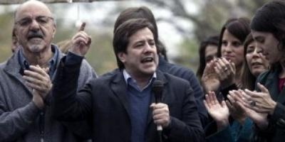 """Recalde criticó """"el presupuesto sub ejecutado en educación"""" por parte de la gestión del PRO"""