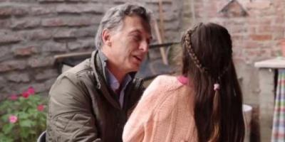Piden suprimir un spot de Macri por &quot;naturalizar el trabajo infantil&quot;<br />  <br />