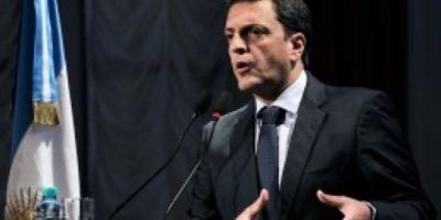 """Para Massa, Macri """"expresa las ideas económicas de Domingo Cavallo"""""""