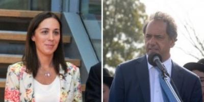 Scioli y Vidal mantendrán el miércoles la primera reunión de cara a la transición
