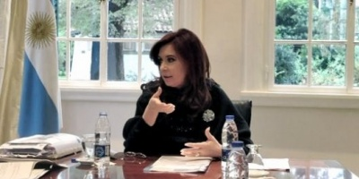 La Presidenta se reunió en Olivos con Scioli y Zannini