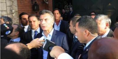 Cristina y Macri se reunieron en Olivos, en un encuentro de cara a la transición