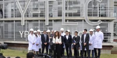 """Cristina: """"No permitamos nunca más que nuestros técnicos y científicos se vayan"""""""