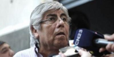 """Moyano, terminante: """"Schmid es el hombre de la CGT Azopardo para la futura CGT única"""""""