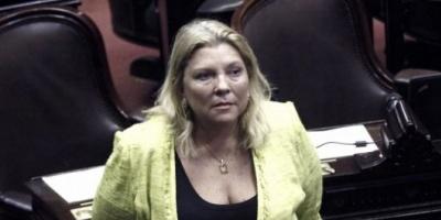 Carrió junto al bloque de Cambiemos pidió el juicio político de Gils Carbó