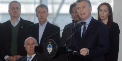 """Mauricio Macri lanzó el plan """"Argentina sin narcotráfico"""": """"Este compromiso no va a quedar en una foto"""""""