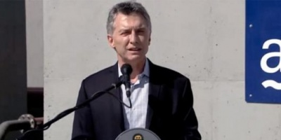 Macri inaugura las obras de remodelación del aeropuerto El Plumerillo
