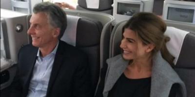 El presidente Macri inicia su visita de Estado a España