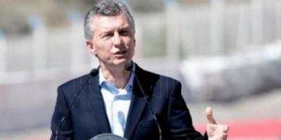 "Macri: ""Repudiamos el ataque terrorista a Westminster"""