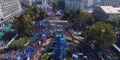 Con fuertes críticas al Gobierno, se realizó el acto central por el Día de la Memoria