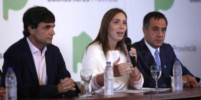 Conflicto docente: Mar&iacute;a Eugenia Vidal redobla la apuesta y quiere dar un debate a fondo con los maestros  <div> </div>