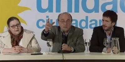 Unidad Ciudadana denunció al Gobierno por dejar 300 mil votos fuera del escrutinio provisorio