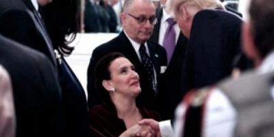 La vicepresidenta compartió una cena con Trump para hablar sobre Venezuela