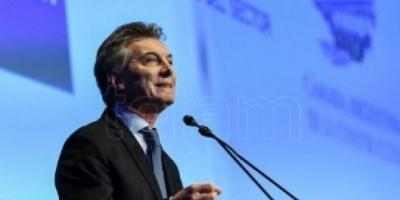 """Para Macri, """"el cambio vino para quedarse"""""""