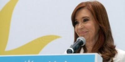 El mensaje de Cristina en medio de la incertidumbre por Maldonado