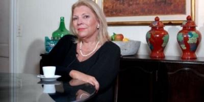 Carrió pide separar a un secretario de un juzgado de Corrientes acusado por trata y narcotráfico