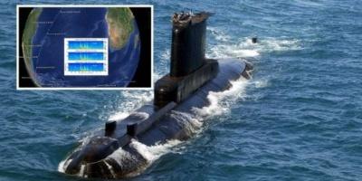 ARA San Juan: difunden gráficos con detalles del siniestro que sufrió el submarino