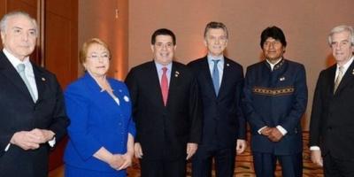 El Gobierno evalúa retirar a la Argentina de la Unasur