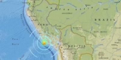 Terremoto en Perú: al menos un muerto por el sismo de 7,1 grados que sacudió el sur del país