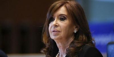 Cristina pidió ir de inmediato a juicio oral en la causa por el pacto con Irán