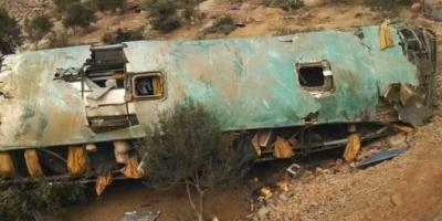 Tragedia en Perú: murieron al menos 43 personas tras el vuelco de un micro