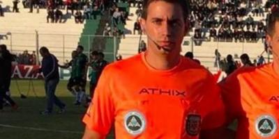 El &aacute;rbitro implicado en los abusos en Independiente se encuentra pr&oacute;fugo  <div> </div>