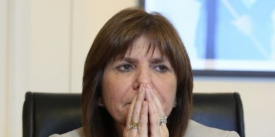 Renuncia y cambios en el Ministerio de Seguridad