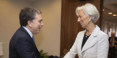 Funcionarios viajan a Washington para continuar negociaciones con FMI