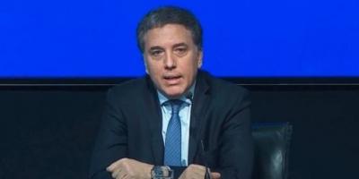 Dujovne: El programa económico de Macri sigue siendo el mismo