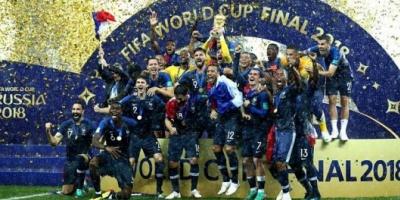 Francia derrotó a Croacia en una apasionante final y se consagró campeón del mundo por segunda vez en su historia