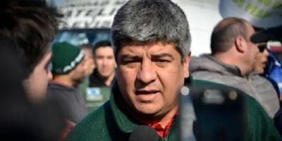 Pablo Moyano, tras la multa a Camioneros: Esto es un apriete, ahora que se banquen la reacción