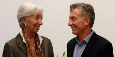 """Llega la nueva """"jefa"""": la directora del FMI, Christine Lagarde, se reunirá con Macri en Olivos"""