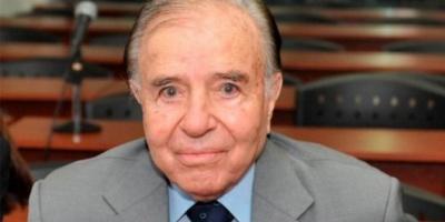 Piden a la Corte que dé marcha atrás con la absolución de Menem