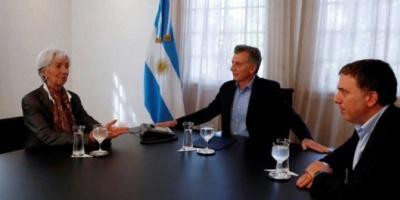 La deuda argentina ya se acerca al 97,7% del PBI  <div> </div>