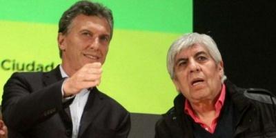 """Moyano se sumará a la marcha de la CGT: """"Macri no está en condiciones de seguir administrando el país"""""""