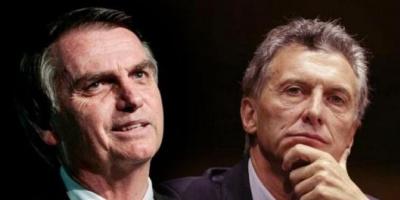 Bolsonaro llegar&aacute; a la Argentina el 6 de junio y se reunir&aacute; con Macri  <div> </div>