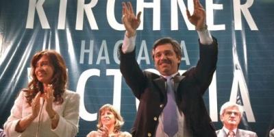 Primer acto de Fernández - Fernández: inaugurarán el Parque Kirchner en Merlo