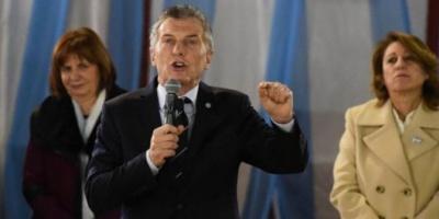"""Macri acusó a los Moyano de """"mafiosos"""" y dijo que impiden el desarrollo y crecimiento del país"""