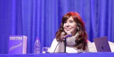 """Cristina: """"Me tiene preocupada la campaña sucia y violenta"""""""