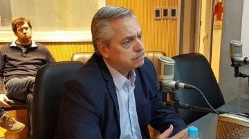 Tensa charla entre Mario Pereyra, periodista amigo de Macri, y Alberto Fernández