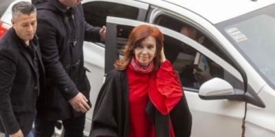 Cristina Kirchner pidió ir a juicio oral por causa de los cuadernos de las coimas