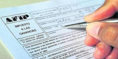 Reducción de impuesto a las Ganancias para personas humanas